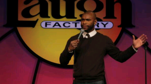 SHOW-TIME: Laugh Factory Chicago (4/15/18)