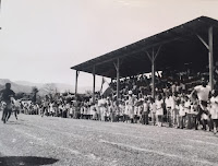 Boys' track meet, Honduras