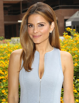 Charming Maria Menounos pretty face