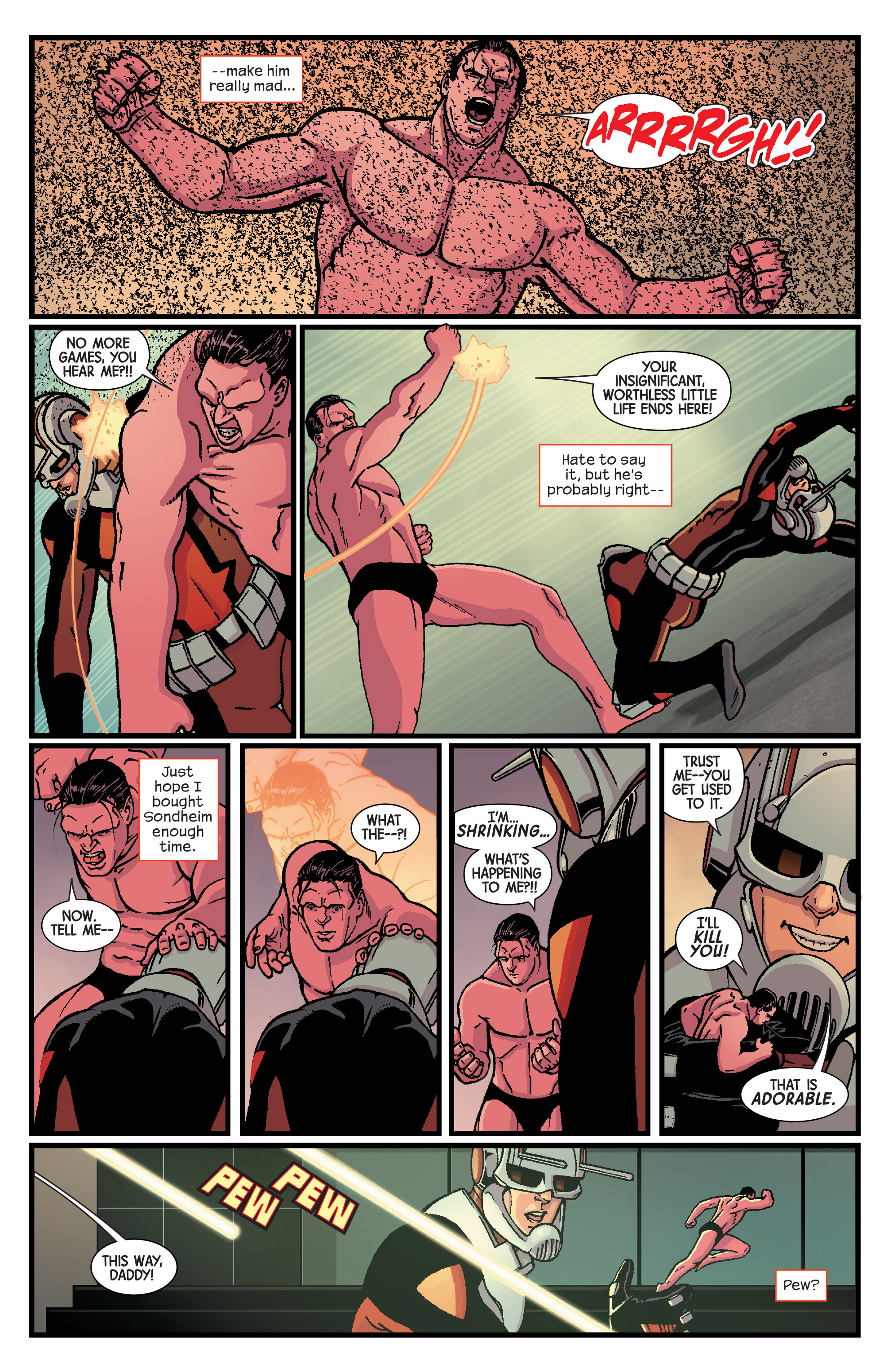 Read online Ant-Man comic -  Issue #5 - 13
