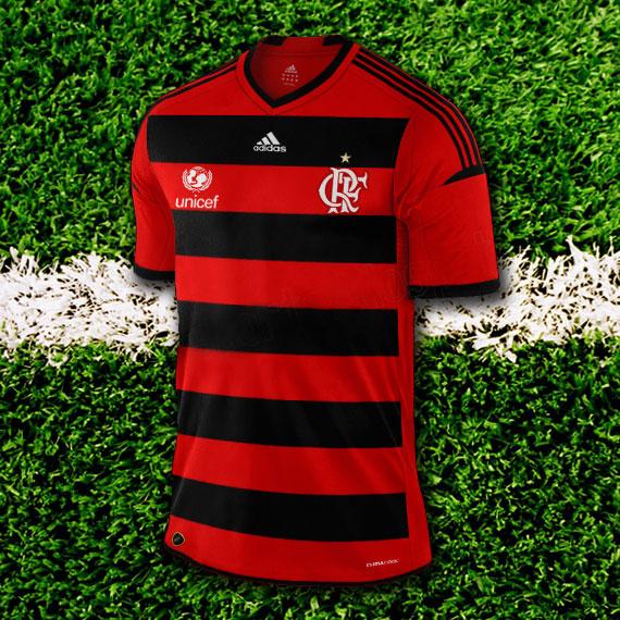 1e35ed3a9efce Camisa Oficial Flamengo Adidas  Saiba mais!