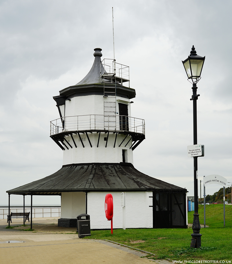 Low Lighthouse - The Hariwch Maritime Museum