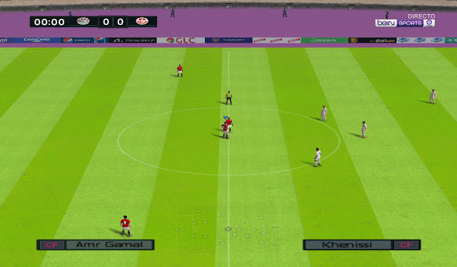 PES6 Borg El Arab Stadium 2018 By AhMeD Capitano