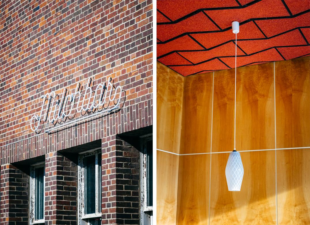 Funkhaus Berlin Milchbar