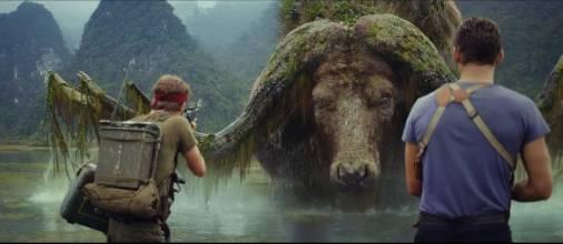 Cuplikan Film Kong Skull Island: Film King Kong 2017 Lebih Besar