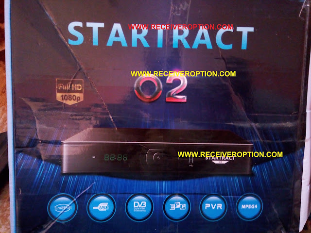 STARTRACT O2 HD RECEIVER DUMP FILE