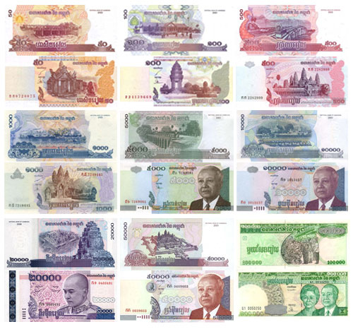 Currency Of Cambodia Is The Riel Abbreviated In Our Listings To A Lower Case R Written After Sum S Second Some Would Say Its