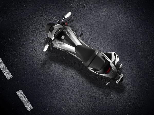 New 2017 Suzuki Intruder 150 Cruiser Bike Top View