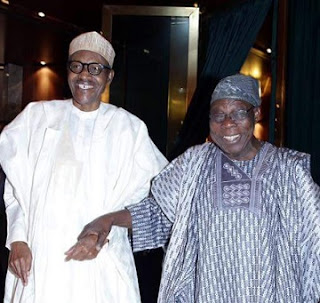 THE UNTOLD: Looted Fund, Actually What Obasanjo, Buhari Discussed Aso Rock Metting