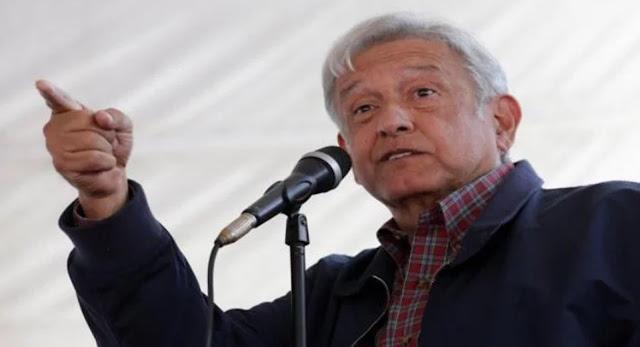 """Ganando la Presidencia, """"cortaré el copete de los privilegios que hay en el gobierno"""": AMLO"""