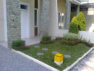 Taman Rumah Minimalis Type 36
