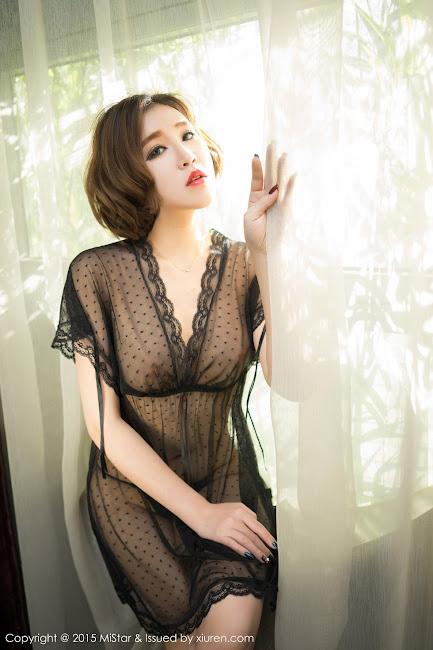 MiStar Vol.029 - Người mẫu Zhao Huan Yan Jessica