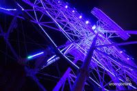 ferris wheel aeon mall cakung