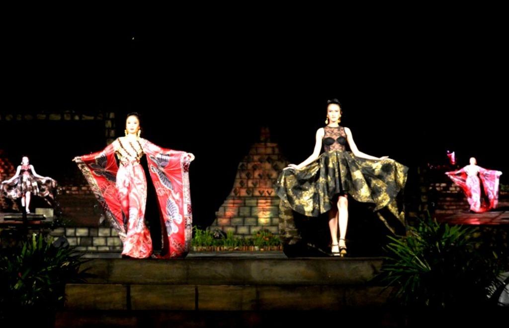 Hairstyle And Fashion Mewarnai Pagelaran Mahakarya Borobudur Info