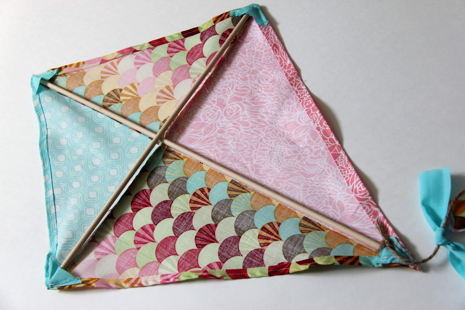 Pepper Picnic Decorative Fabric Kite