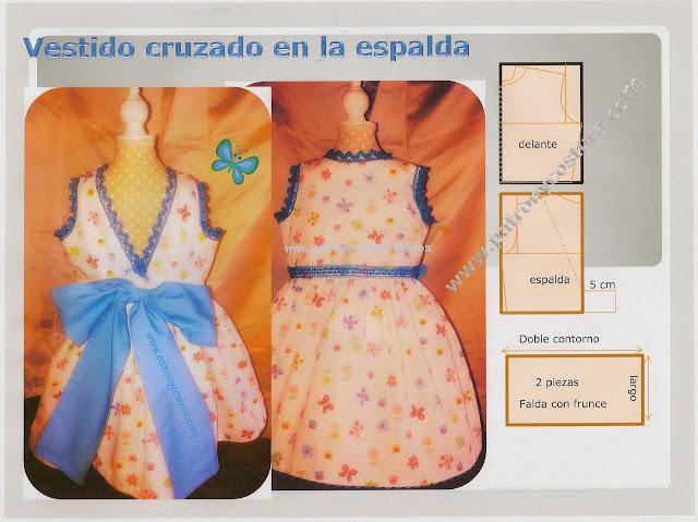 http://www.patronycostura.com/2015/03/vestido-mariposas-cruzado-en-la-espalda.html
