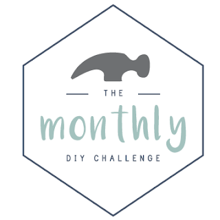 The Monthly DIY Challenge | Join us the second Wednesday of every month!