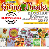 6th Giving Thanks Blog Hop
