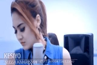 Lirik Lagu Kesiyo - Nella Kharisma