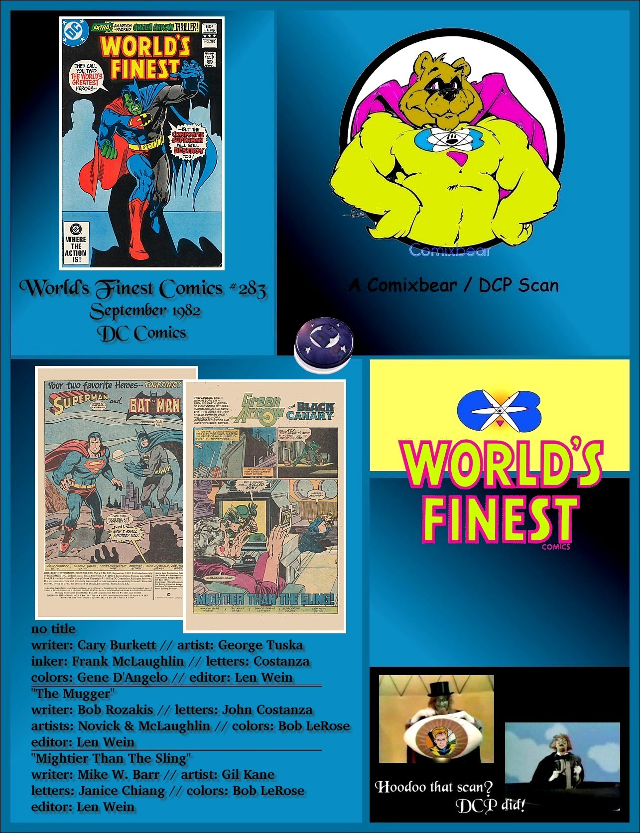 Read online World's Finest Comics comic -  Issue #283 - 37