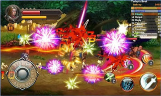 Download Revenge of Blade-Endless Fight Android Game
