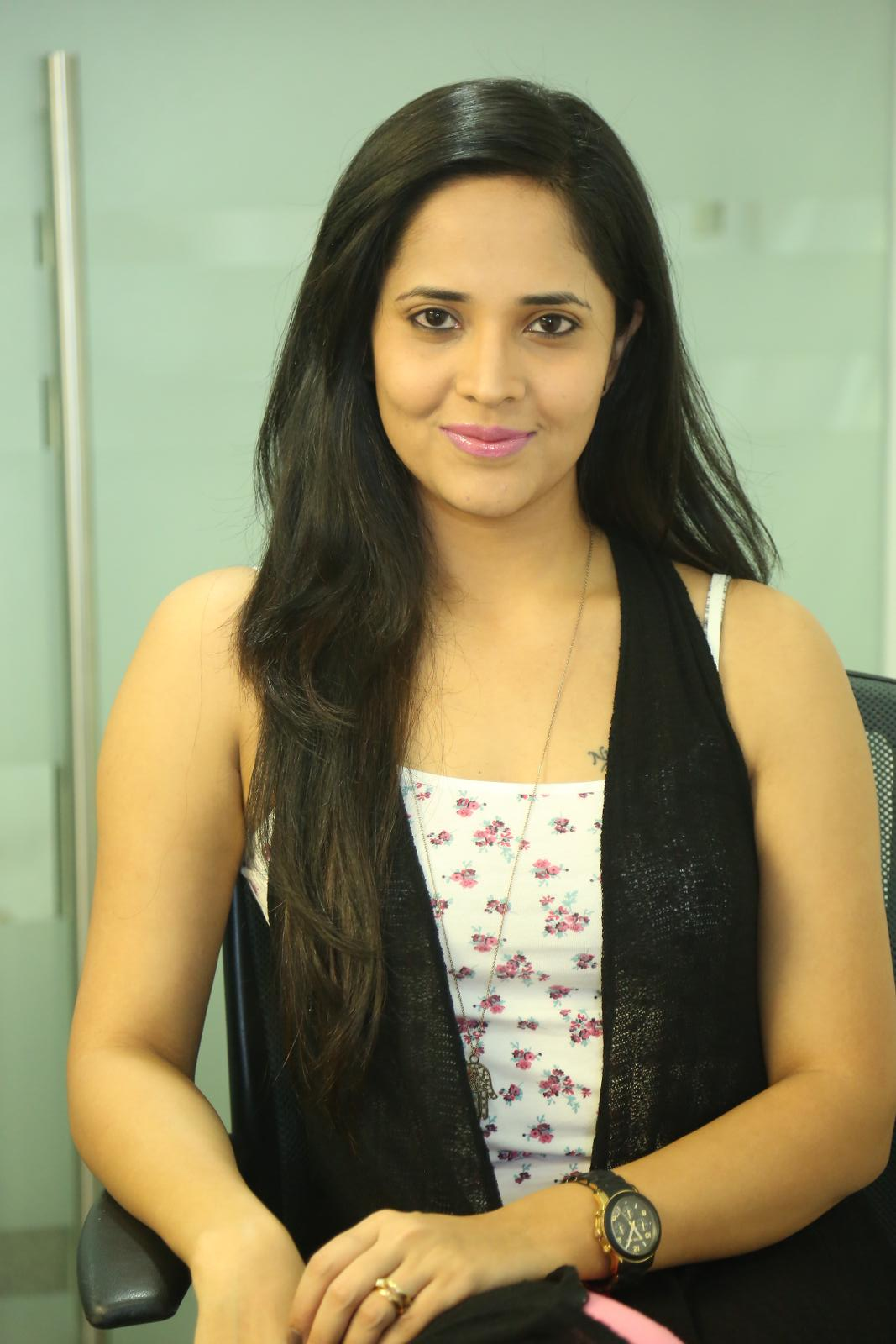 Anchor Anasuya Latest Hot Photoshoot