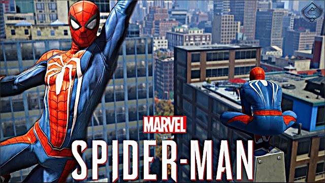 """شاهد بالفيديو عرض رهيب للعبة Spider-Man بعنوان """" العالم المفتوح في نيويورك """""""