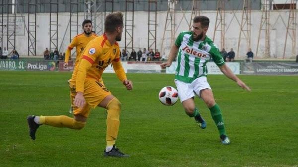 El Atlético Malagueño ata a Alberto García para 2019/2020