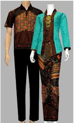 Batik Embos Couple