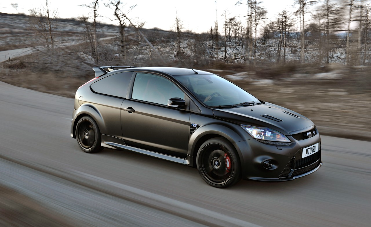 2011 ford focus rs 500 news autos review. Black Bedroom Furniture Sets. Home Design Ideas