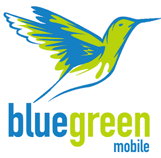 Bluegreen Mobile Logo