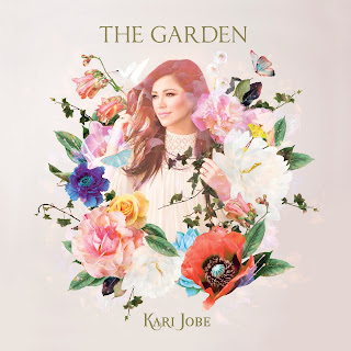 Music Review & Giveaway: Kari Jobe's THE GARDEN