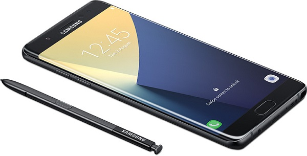 SAMSUNG Galaxy Note 7 announced with 5.7-inch Always On display, Iris sensor and Dual Pixel rear camera