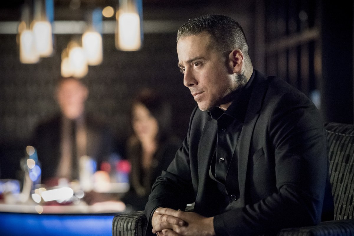Kirk Acevedo en Arrow de The CW