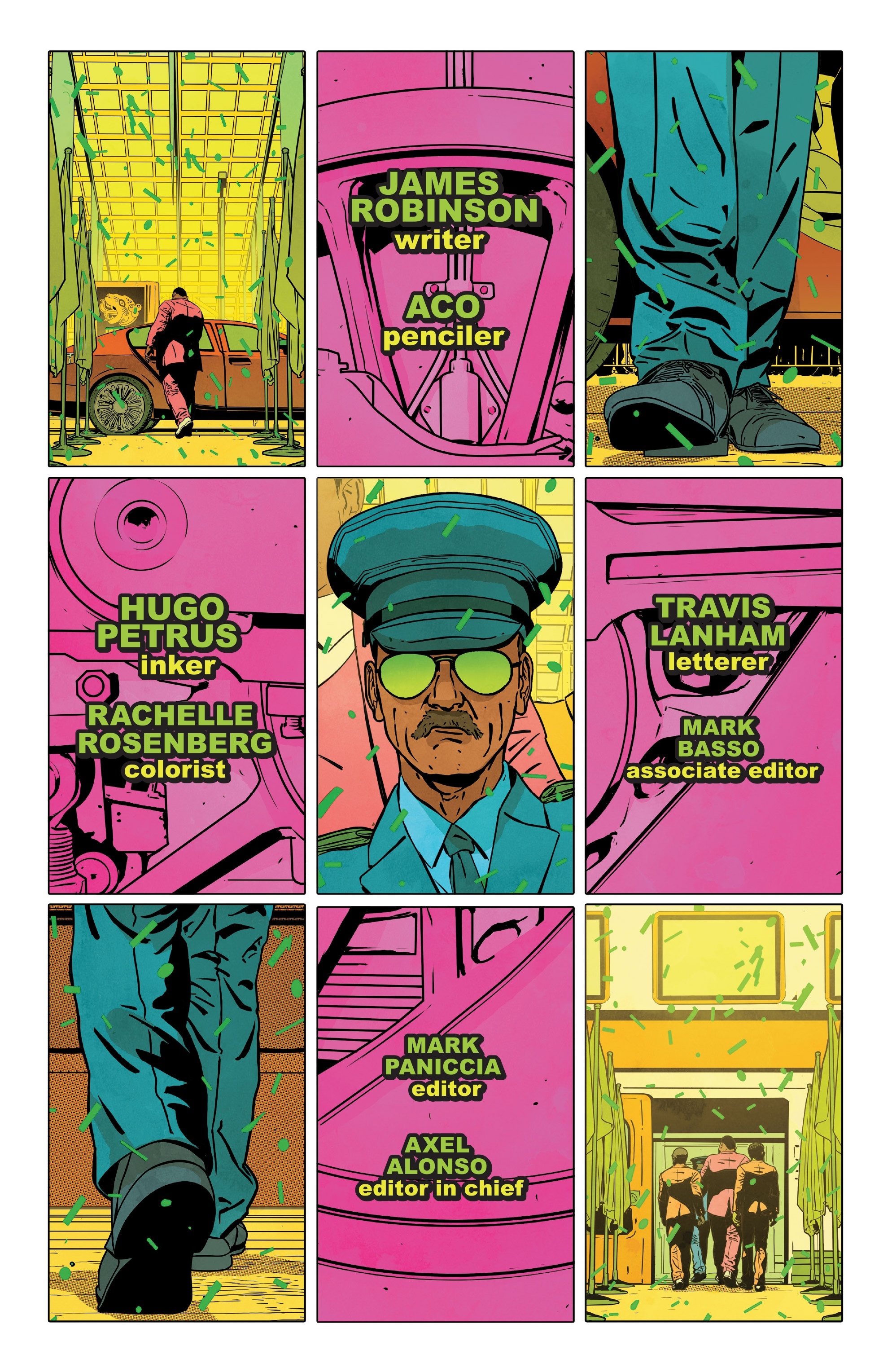 Read online Nick Fury comic -  Issue #3 - 3