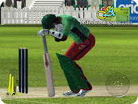 Brian Lara International Cricket 2007 Gameplay 3