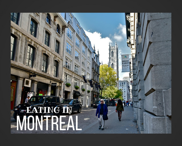 Link to where to eat in Montreal, Quebec, Canada