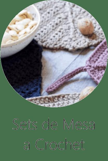 Sets de Mesa a Crochet