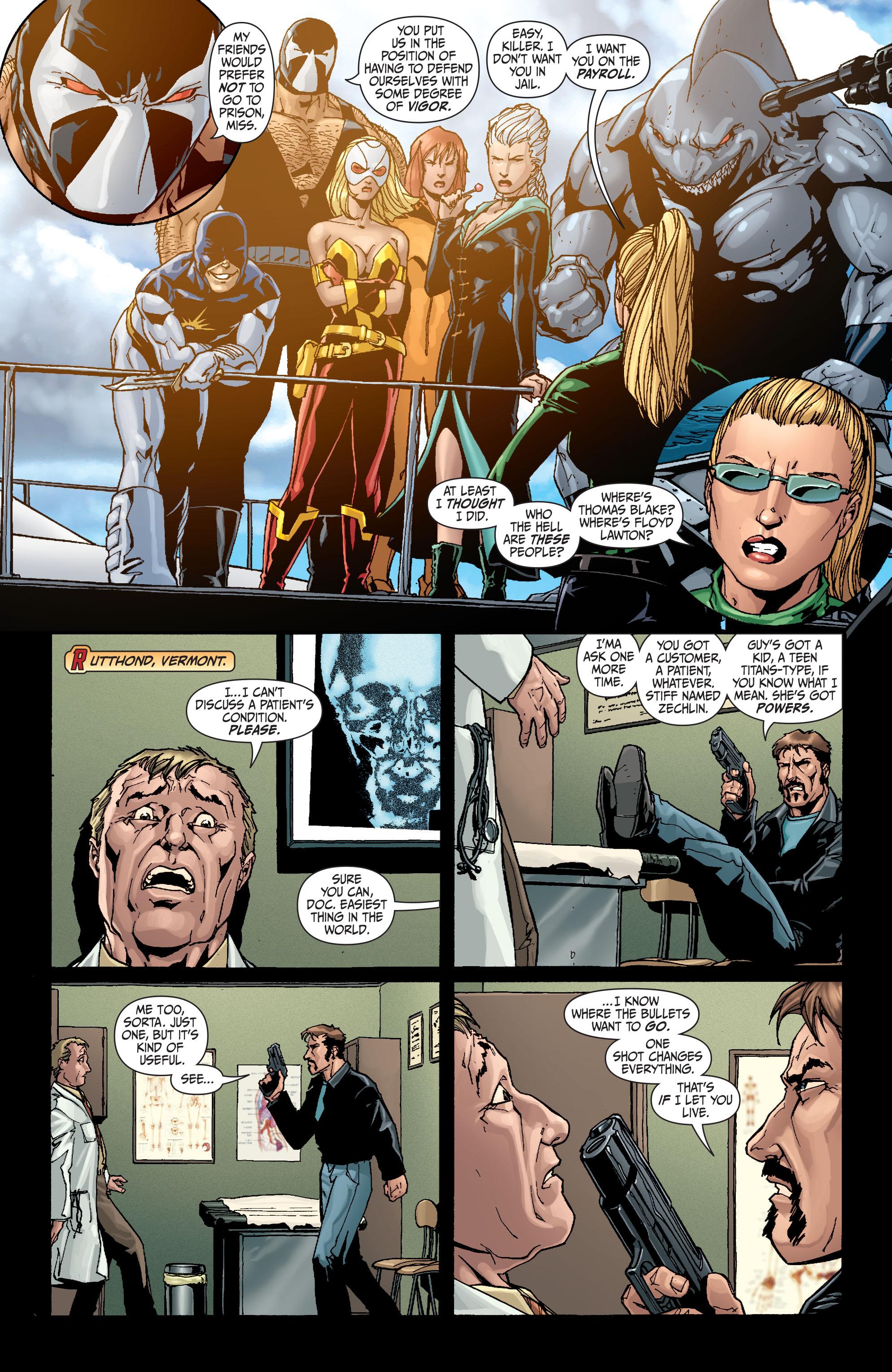 Read online Secret Six (2008) comic -  Issue #25 - 8