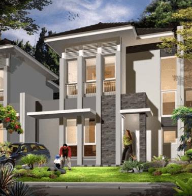 Model Gambar Rumah Minimalis Sederhana Modern Rekreartive