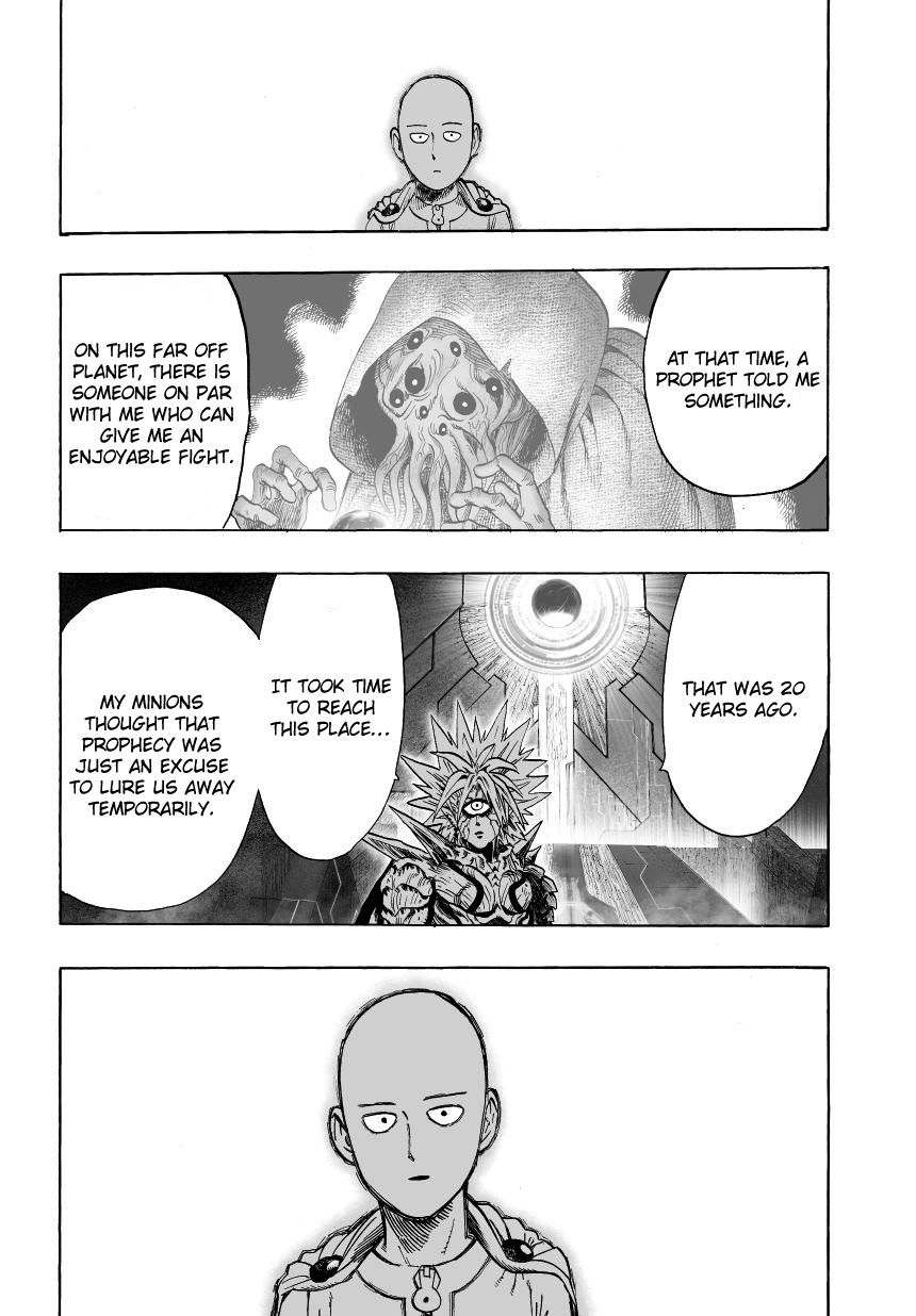 Onepunch-Man - Chapter 50