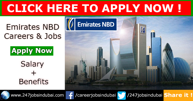 New Job Openings and Careers at Emirates NBD Jobs
