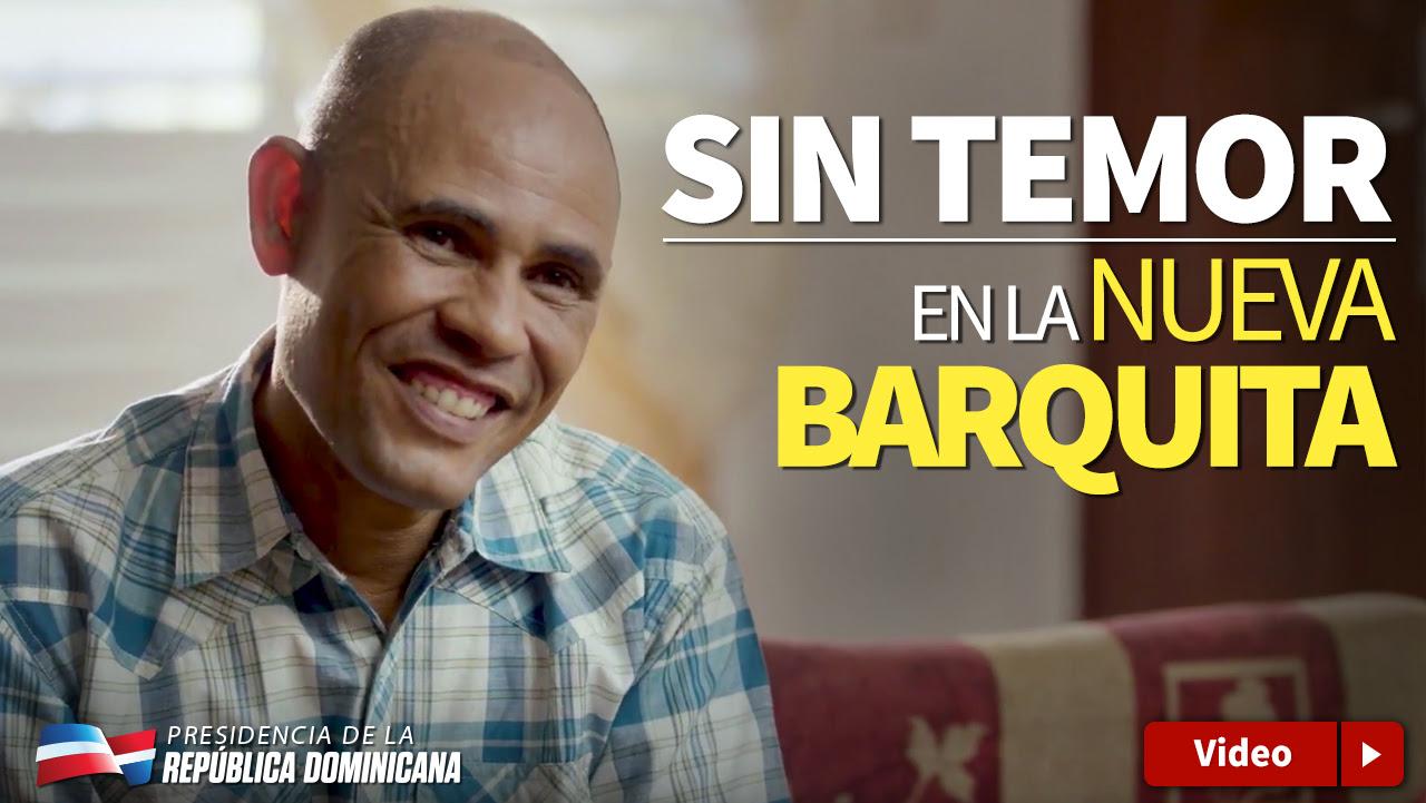 VIDEO: Sin temor en la Nueva Barquita