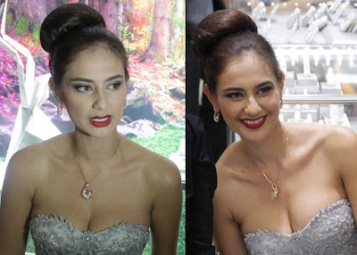 profil Biodata Marissa Nasution
