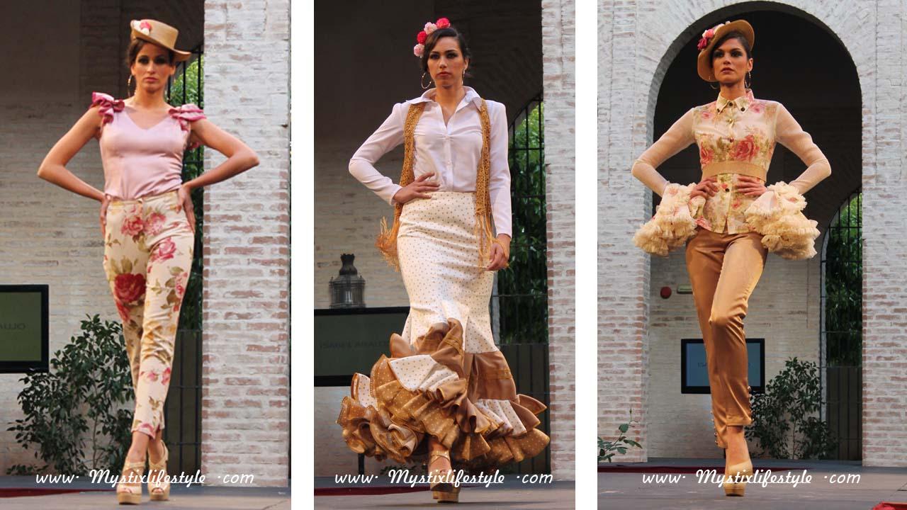 Pasarela Wappssima 2014 90 diseadores y ms de 300 trajes de flamenca  2 parte  Mystixs