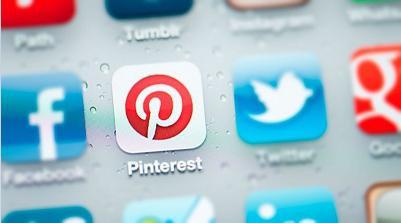 How to add pinterest follow box in blogger   101helper