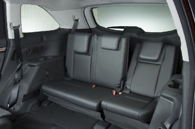 2019 Jeep 3rd Row Seating