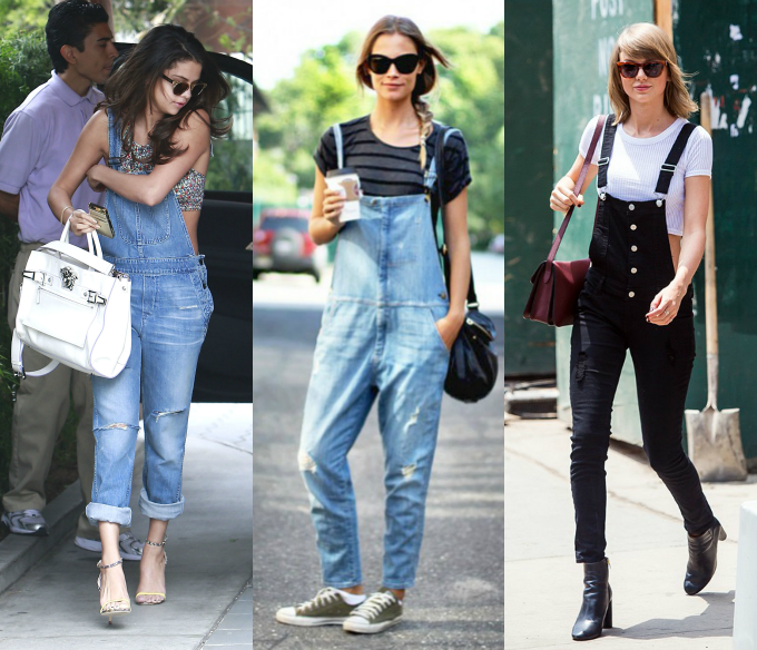 Style Edit: Overalls | Organized Mess