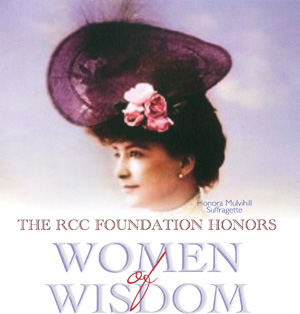 The RCC Foundation Honors Women of Wisdom