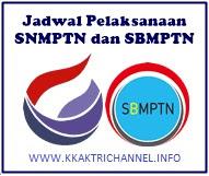 Jadwal Pelaksanaan SNMPTN dan SBMPTN 2018